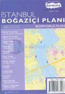İstanbul Boğaziçi Planı Boshorus Plan