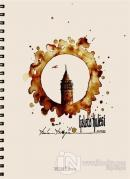 İstanbul Galata Kulesi Defter