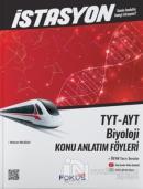 İstasyon TYT-AYT Biyoloji Konu Anlatım Föyleri