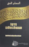 İşte Müslüman