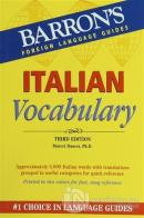 Italian Vocabulary