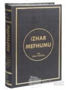 İzhar Mefhumu (Ciltli)