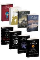 J.R.R. Tolkien 8 Kitap Takım