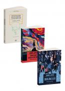 James Joyce 3 Kitap Takım