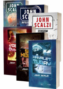 John Scalzi 6 Kitap Takım