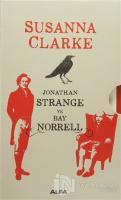 Jonathan Strange ve Bay Norrell (3 Cilt Takım Kutulu)