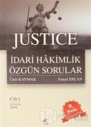 Justice İdari Hakimlik Özgün Sorular 1.Cilt