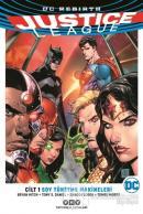 Justice League Cilt 1 - Soy Tüketme Makineleri