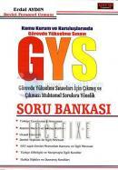 Kamu Kurum ve Kuruluşlarında Görevde Yükselme Sınavı Soru Bankası