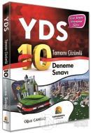 Kapadokya YDS - İngilizce 10 Deneme Sınavı