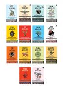 Kara Karga Dünya Masalları 14 Kitap Takım