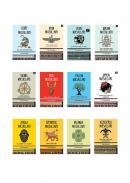 Çizgi Roman Masalları 12 Kitap Takım