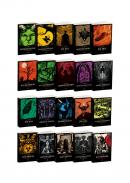 Karanlık Kitaplık 43 Kitap Takım