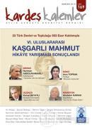Kardeş Kalemler Aylık Avrasya Edebiyat Dergisi Sayı: 169 Ocak 2021