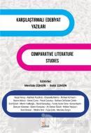 Karşılaştırmalı Edebiyat Yazıları