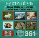 Karten Jiran (Kürtçe Görsel Eğitim Kartları)
