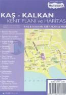 Kaş - Kalkan Kent Planı ve Haritası Kaş & Kalkan City Plan & Map