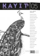 Kayıp Kayıt Edebiyat Kültür ve Sanat Dergisi Sayı: 5 Eylül - Ekim 2021