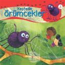 Keşfedin - Örümcekler