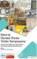 Kıbrıs'ta Osmanlı Öncesi Türkler Sempozyumu
