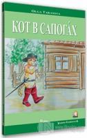 Kırmızı Çizmeli Kedi (Rusça Hikayeler Seviye 2)