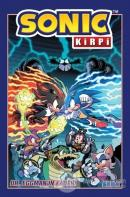 Kirpi Sonic Cilt 2 - Dr. Eggman'in Kaderi