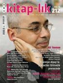 Kitap-lık Dergisi Sayı: 212 Kasım-Aralık 2020