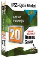Kitapseç 2015 KPSS Eğitim Bilimleri Gelişim Psikolojisi 20 Deneme