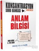 Konsantrasyon Soru Bankası Anlam Bilgisi