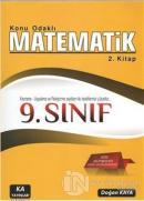 Konu Odaklı Matematik 9. Sınıf 2. Kitap