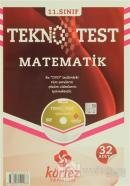 Körfez - 11.Sınıf Matematik Tekno Poşet Test Çözüm (DVD'li)