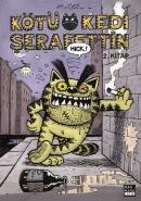 Kötü Kedi Şerafettin Cilt 2