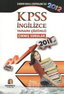KPSS 2012 İngilizce Tamamı Çözümlü Çıkmış Sorular