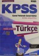 KPSS 2016 Genel Yetenek Genel Kültür Türkçe Konu Anlatımlı