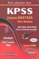 KPSS Çözümlü Anayasa Soru Bankası