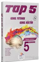 KPSS Genel Kültür Genel Yetenek 5 Deneme Tamamı Çözümlü