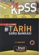 KPSS Genel Kültür - Genel Yetenek Çözümlü Tarih Soru Bankası
