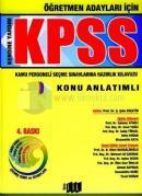KPSS Öğretmen Adayları İçin