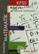 KPSS Temelden Matematik Modül 4