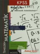 KPSS Temelden Matematik Modül Set (7 Kitap )