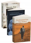 Jiddu Krishnamurti 3 Kitap Takım