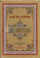 Kur'an-ı Kerim Hatim Cüzleri (30 Cüz - Kutulu)