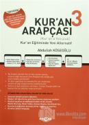 Kur'an Arapçası 3 (Kitap + Çözüm Kitabı)