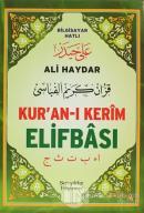 Ali Haydar Kur'an-ı Kerim Elifbası (Orta Boy)