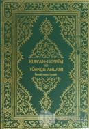 Kur'an-ı Kerim ve Türkçe Anlamı (Ciltli)