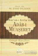 Kur'an-ı Kerim'de Adab-ı Muaşeret (Ciltli)