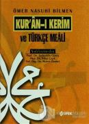 Kur'anı Kerim ve Türkçe Meali  (Çanta Boy) (Ciltli)
