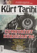 Kürt Tarihi Dergisi Sayı: 21 Kasım - Aralık 2015