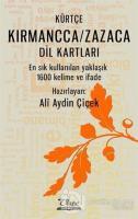 Kürtçe Kırmancca-Zazaca Dil Kartları
