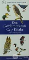 Kuş Gözlemcisinin Cep Kitabı  Avrupa'nın Kuşları (Ciltli)